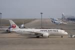 m_aereo_iさんが、中部国際空港で撮影した日本航空 787-8 Dreamlinerの航空フォト(写真)