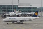 starlightさんが、ミュンヘン・フランツヨーゼフシュトラウス空港で撮影したルフトハンザドイツ航空 A320-211の航空フォト(写真)