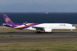 航空フォト:HS-THG タイ国際航空 A350-900