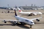 m_aereo_iさんが、中部国際空港で撮影したルフトハンザドイツ航空 A340-313Xの航空フォト(写真)