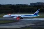 MOHICANさんが、成田国際空港で撮影した全日空 787-10の航空フォト(写真)