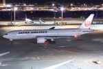 しゃこ隊さんが、羽田空港で撮影した日本航空 777-246/ERの航空フォト(写真)