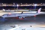 しゃこ隊さんが、羽田空港で撮影したカタール航空 A350-1041の航空フォト(写真)