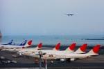 Hiro-hiroさんが、羽田空港で撮影した日本航空 747-446の航空フォト(写真)