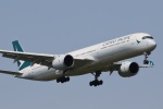camelliaさんが、成田国際空港で撮影したキャセイパシフィック航空 A350-1041の航空フォト(写真)