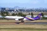 kumagorouさんが、仙台空港で撮影したタイ国際航空 A330-343Xの航空フォト(写真)