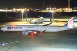 とらとらさんが、羽田空港で撮影したカタール航空 A350-1041の航空フォト(写真)