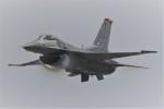 花田花男さんが、岩国空港で撮影したアメリカ空軍 F-16CM-50-CF Fighting Falconの航空フォト(写真)