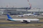 リンリンさんが、羽田空港で撮影したガルーダ・インドネシア航空 777-3U3/ERの航空フォト(写真)