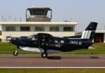 LOTUSさんが、八尾空港で撮影した日本法人所有 Kodiak 100の航空フォト(写真)