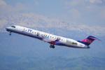 ちゃぽんさんが、小松空港で撮影したアイベックスエアラインズ CL-600-2C10 Regional Jet CRJ-702ERの航空フォト(飛行機 写真・画像)