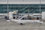 starlightさんが、ミュンヘン・フランツヨーゼフシュトラウス空港で撮影したアドリア航空 CL-600-2D24 Regional Jet CRJ-900LRの航空フォト(写真)