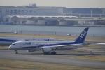 リンリンさんが、羽田空港で撮影した全日空 787-8 Dreamlinerの航空フォト(写真)