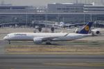 リンリンさんが、羽田空港で撮影したルフトハンザドイツ航空 A350-941XWBの航空フォト(写真)