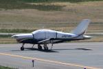 多楽さんが、山形空港で撮影した日本個人所有 TB-20 Trinidad GTの航空フォト(写真)