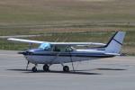 多楽さんが、山形空港で撮影した日本個人所有 172P Skyhawkの航空フォト(写真)