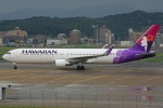MOR1(新アカウント)さんが、福岡空港で撮影したハワイアン航空 767-33A/ERの航空フォト(写真)