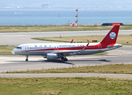 PGM200さんが、関西国際空港で撮影した四川航空 A320-214の航空フォト(飛行機 写真・画像)
