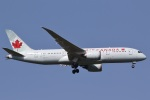 camelliaさんが、成田国際空港で撮影したエア・カナダ 787-8 Dreamlinerの航空フォト(写真)