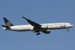 camelliaさんが、成田国際空港で撮影した全日空 777-381/ERの航空フォト(飛行機 写真・画像)