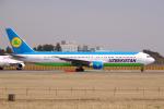 yabyanさんが、成田国際空港で撮影したウズベキスタン航空 767-33P/ERの航空フォト(写真)