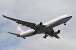 kuro2059さんが、台北松山空港で撮影したチャイナエアライン A330-302の航空フォト(写真)