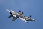 チャッピー・シミズさんが、岩国空港で撮影したアメリカ海軍 F/A-18F Super Hornetの航空フォト(写真)