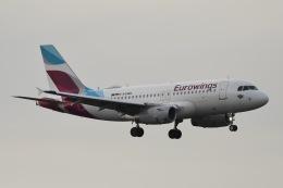 航空フォト:D-AGWG ユーロウイングス A319