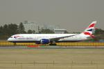 yabyanさんが、成田国際空港で撮影したブリティッシュ・エアウェイズ 787-9の航空フォト(写真)
