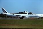tassさんが、成田国際空港で撮影したエールフランス航空 A340-313Xの航空フォト(飛行機 写真・画像)