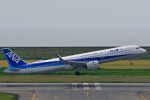 HISAHIさんが、佐賀空港で撮影した全日空 A321-272Nの航空フォト(写真)