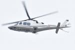 500さんが、自宅上空で撮影したノエビア AW109SP GrandNewの航空フォト(写真)