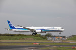 BENKIMAN-ENLさんが、成田国際空港で撮影した全日空 787-10の航空フォト(写真)