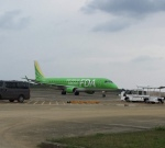 Taka1418さんが、下地島空港で撮影したフジドリームエアラインズ ERJ-170-200 (ERJ-175STD)の航空フォト(写真)