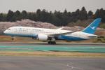 OMAさんが、成田国際空港で撮影した厦門航空 787-8 Dreamlinerの航空フォト(飛行機 写真・画像)