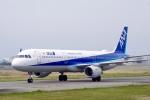 katsuura.Dさんが、徳島空港で撮影した全日空 A321-211の航空フォト(写真)