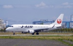 katsuura.Dさんが、徳島空港で撮影したジェイ・エア ERJ-170-100 (ERJ-170STD)の航空フォト(写真)