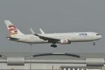 いもや太郎さんが、スワンナプーム国際空港で撮影したアルキア・イスラエル・エアラインズ 767-306/ERの航空フォト(写真)