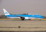 yabyanさんが、成田国際空港で撮影したKLMオランダ航空 787-9の航空フォト(飛行機 写真・画像)
