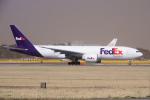 yabyanさんが、成田国際空港で撮影したフェデックス・エクスプレス 777-FS2の航空フォト(飛行機 写真・画像)