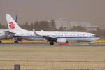 yabyanさんが、成田国際空港で撮影した中国国際航空 737-89Lの航空フォト(飛行機 写真・画像)