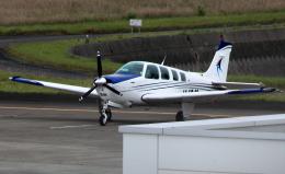 CL&CLさんが、奄美空港で撮影した日本個人所有 A36 Bonanza 36の航空フォト(飛行機 写真・画像)