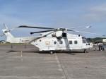 とびたさんが、鹿屋航空基地で撮影した海上自衛隊 MCH-101の航空フォト(写真)