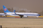 yabyanさんが、成田国際空港で撮影した中国南方航空 737-81Bの航空フォト(飛行機 写真・画像)