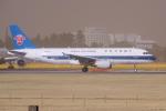 yabyanさんが、成田国際空港で撮影した中国南方航空 A320-214の航空フォト(飛行機 写真・画像)