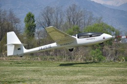 とびたさんが、長野市滑空場で撮影した長野グライダー協会 SZD-50-3 Puchaczの航空フォト(飛行機 写真・画像)