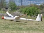 とびたさんが、長野市滑空場で撮影した日本個人所有 Duo Discus Tの航空フォト(写真)