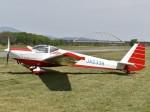とびたさんが、長野市滑空場で撮影した長野グライダー協会 SF-25C Falkeの航空フォト(写真)