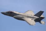 アイトムさんが、岩国空港で撮影したアメリカ海兵隊 F-35B Lightning IIの航空フォト(飛行機 写真・画像)