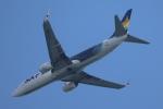 tmkさんが、神戸空港で撮影したスカイマーク 737-81Dの航空フォト(写真)